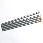 g409 Silver DANCER Pencil (ea.)