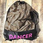 db325 DANCER Print Mesh Backpack (ea.)