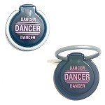 g405 DANCER Print Phone Stand/Ring (ea.)