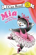 459780061733024 Mia And The Too Big Tutu Hardcover Books (2pc.) $16.99 Cover Price