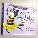 449780062274533 Little Lola Saves the Show Hardcover Books (2pc.) $17.99 Cover Price