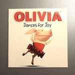 699781481481052 Olivia Dances For Joy Books (2pc.) $3.99 Cover Price