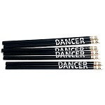 g407 Black DANCER Pencil (ea.)