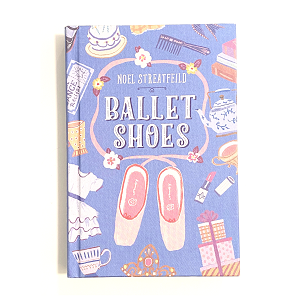 112978 Ballet Shoes Hardcover Books (2pc.) $16.99 Cover Price