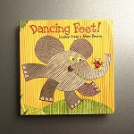 749780307930811 Dancing Feet! Board Books (2pc.) $7.99 Cover Price
