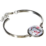 br73 Adjustable Circle Gymnastics Bangle (ea.)