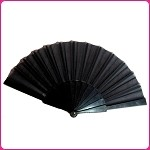 c04 Black Fan (ea.)