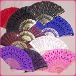 c100 Glitter Sequins Fan (ea.)