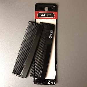 ha311 Ace Pocket Combs (2pc.)