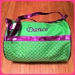 db115 Dance Barrel Bag (ea.)