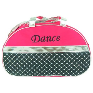 "db150 14"" Sequin/Shiny Straps Duffel Bag (ea.)"