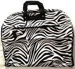 db32 Zebra Print Garment Bag (ea.)