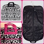 db73 Damask Print Garment Bag (ea.)