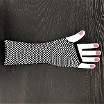 f03 Fishnet Gloves (pr.)