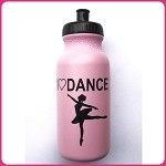 g198 I Love Dance Arabesque Print 20oz. Bottle (ea.)