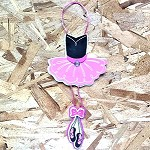 g244 Ballerina Ornament Kit (ea.) We are offering this item for free with purchase.  Until we run out of stock!