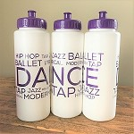 g322 Purple Dance Print 32oz. Bottle (ea.)