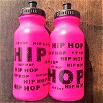 g331 Hot Pink HIP HOP Print 20oz. Bottle (ea.)