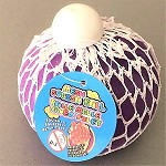 g442 Mesh Squish Ball (ea.) Assorted Colors.   Great Stocking Stuffer!