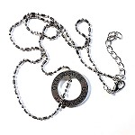 n78 GYMNASTICS Circle Necklace (ea.)