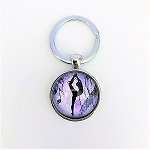 kc12E Ballerina Key Chain (ea.)