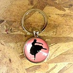 kc12G Ballerina Key Chain (ea.)