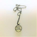 n27 Dance Dream Believe Necklace (ea.)