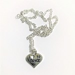 n38 I Love Dance Necklace (ea.)