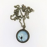 n46 Ballerina Necklace (ea.)