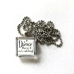 n53 Dance Like No One's Watching Necklace (ea.)