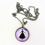 n54 Ballerina Necklace (ea.) Buy one, get one free!