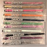 ra117.dz DANCER Rhinestone Letter Bracelet Assortment (12pc.) Usually $6.00/ea!