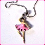N9269 Rhinestone Ballet Necklace (ea.)