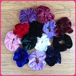 scr11 Med. Velvet Scrunchie (ea.)  There are more options left in the smaller scr10.