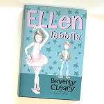 96978 Beverly Cleary's Ellen Tebbits Ballet Class Hardcover Books (2pc.) $16.99 Cover Price