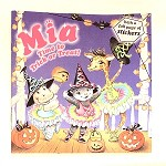 99978 Mia Time To Trick Or Treat Ballet Books w/Stickers (2pc.) $4.99 Cover Price (Ages 3-5)