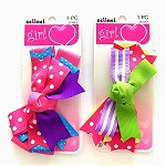 23169A Scunci Girl Hair Clips (2pc.)