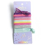 33809 Scunci 15pc. No Damage Elastics (ea.)
