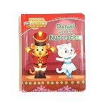 117978 Daniel Tiger And The Nutcracker Board Books (2pc.) $6.99 Cover Price