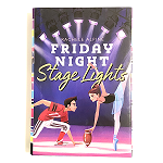 114978 Friday Night Stage Lights  Hardcover Books (2pc.) $17.99 Cover Price