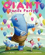 139780061960833 Giant Dance Party Hardcover Books (2pc.) $17.99 Cover Price