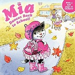 179780062100146 Mia Dances: Back to School! Books w/Stickers (2pc.) $4.99 Cover Price