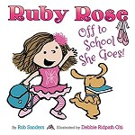 249780062235695 Ruby Rose: Off to School She Goes Hardcover Books (2pc.) $15.99 Cover Price