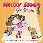 110978 Ruby Rose Big Bravos Hardcover Books (2pc.) $15.99 Cover Price
