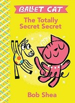 319781484713785 Ballet Cat: The Totally Secret Secret Hardcover Books (2pc.) $9.99 Cover Price