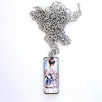 n83 Small Ballerina Pendant Necklace (ea.)