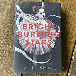 124978 Bright Burning Stars Hardcover Books (2pc.) $17.99 Cover Price