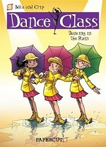 09978 Dance Class: Dancing In The Rain Hardcover Books (2pc.) $10.99 Cover Price
