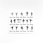 g340 Tiny Dancers Nail Stickers (ea.)