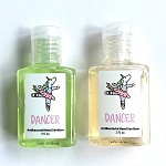 g468 Lightly Scented Miss Unicorn Ballerina 1/2oz. Hand Sanitizer (ea.) In Stock!